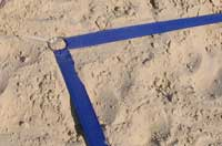 Volleyball Court Lines - Signature Court Lines - 500 Series